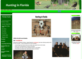 huntinginflorida.com