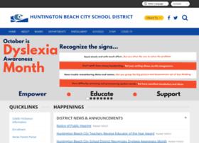 huntington-ca.schoolloop.com