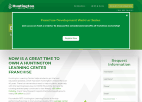 huntingtonfranchise.com