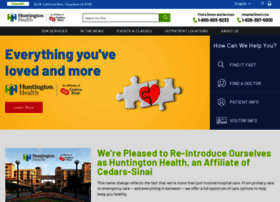 huntingtonhospital.com