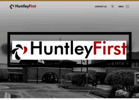 huntleyfirst.com