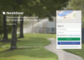 huntmoreestates.nextdoor.com