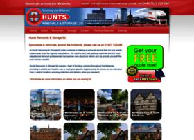 hunts-international.co.uk