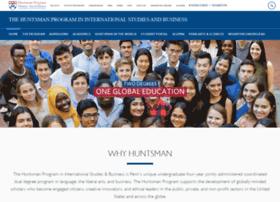huntsman.upenn.edu