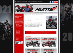 huntsmotorcycles.co.uk