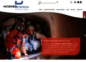 hunziker-betatech.ch