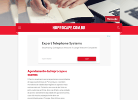 huprocape.com.br