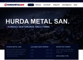 hurdametalsan.com