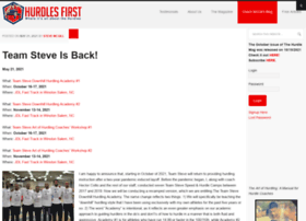 hurdlesfirst.com