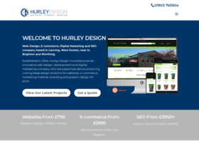 hurleydesignconsultants.co.uk