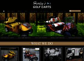 hurleysgolfcarts.com