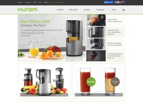 hurom.com.au
