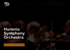 huroniasymphony.ca