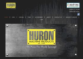 huronmachine.com