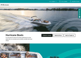 hurricaneboats.com