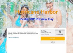 hurricaneharbor.splashthat.com