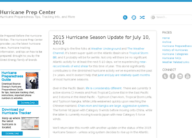 hurricaneprepcenter.com
