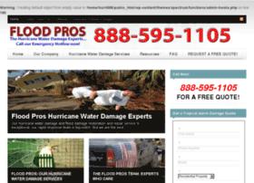 hurricanewaterdamage.org