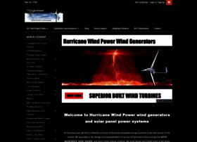 hurricanewindpower.com