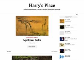 hurryupharry.org
