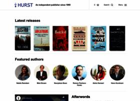 hurstpublishers.com
