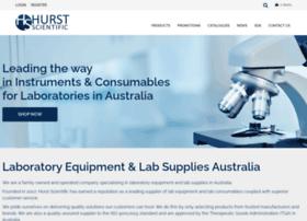 hurstscientific.com.au