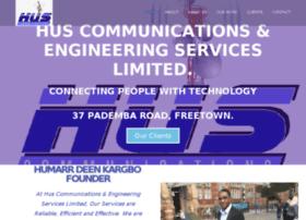 huscommunications.com