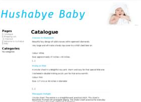 hushabye-baby.co.uk