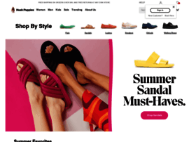 hushpuppies.com