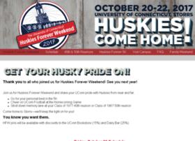 huskiesforever.uconn.edu