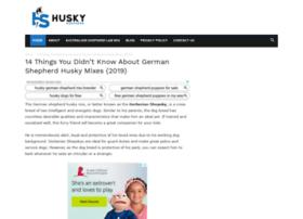 huskyshepherd.com