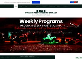 hussainicalgary.com
