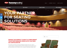 husseyseating.com
