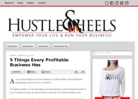 hustleandheels.com