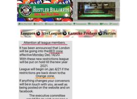 hustlerbilliards.com