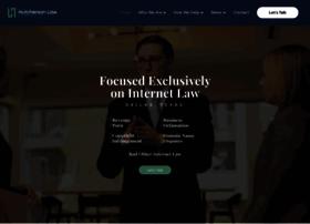 hutchersonlaw.com