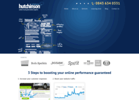 hutchinsonwebdesign.com