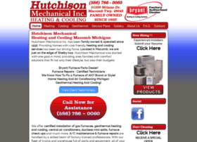 hutchisonmechanical.com