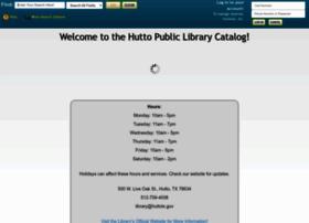 hutto.biblionix.com