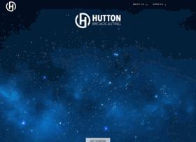 huttonbroadcasting.com