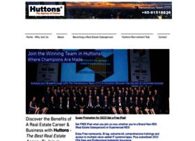 huttonscareer.com