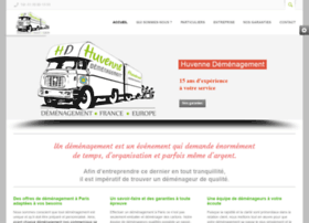 huvenne-demenagement.com