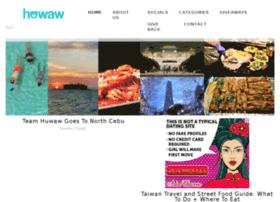 huwaw.com