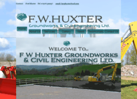 huxtergroundworks.co.uk