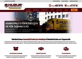 huzurnakliyat.com.tr