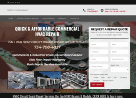 hvac-circuit-board-repair.com