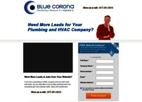 hvac.bluecorona.com