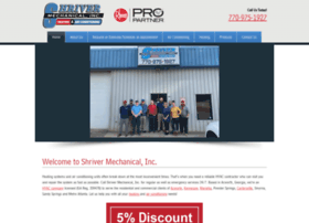 hvac.shrivermechanical.com