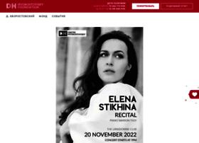 hvorostovsky.com
