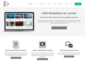 hwdmediashare.co.uk